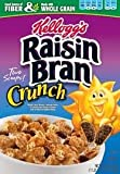 KELLOGG'S® RAISIN BRAN CRUNCH® - 515 Grams Box (Pack of 3)