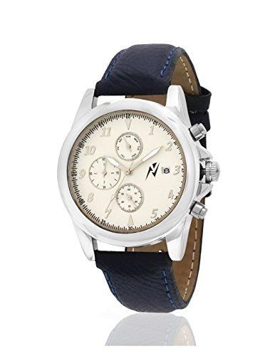 Yepme Men's Chronograph Watch – Silver/Blue — YPMWATCH2519