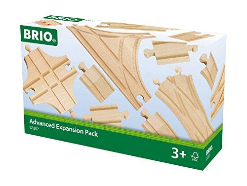 Brio - 33307 - Véhicule miniature - Aiguillages et Croisements