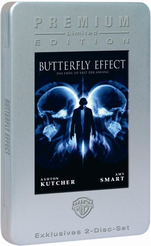 Butterfly Effect (im Metalpak) [2 DVDs]