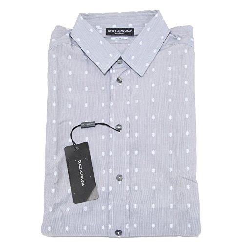 21468 camicia DOLCE&GABBANA D&G GOLD camicie uomo shirt men [16 (41)]
