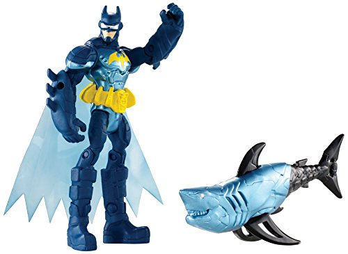 Batman Unlimited: Batman and Shock Shark
