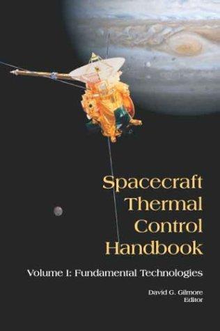 spacecraft thermal control handbook fundamental technologies -#main