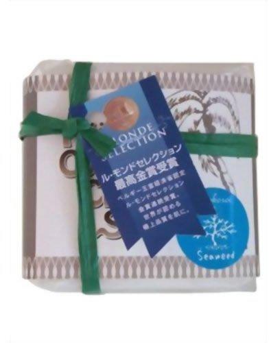 モコソイ ソープ 紙巻きタイプ 海藻アロエ: ミヤ恒産