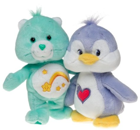 Care Bear Cuddlers: Wish With Cozy Heart Penguin front-992784