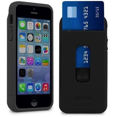 Best Price Stash for iPhone 5S Black (AESA11) -