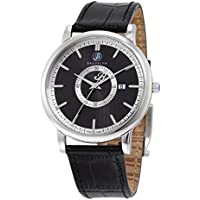 Brooklyn Myrtle II Classic Quartz Men's Watch (Black)