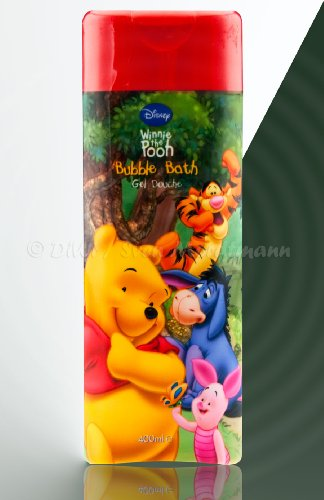 Disney Winnie the Pooh Bubble Bath Duschgel 400ml (A29)