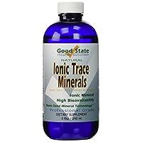 Liquid Ionic Trace Minerals (96 Days At 125mg.)