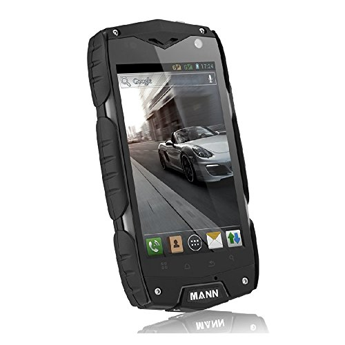 """Zendoo Zug3 Dual Core Long Standby Rugged Phone Waterproof Ip68 Dustproof Dual Core 4.0"""" Android Smart Cell Phone (Gray)"""