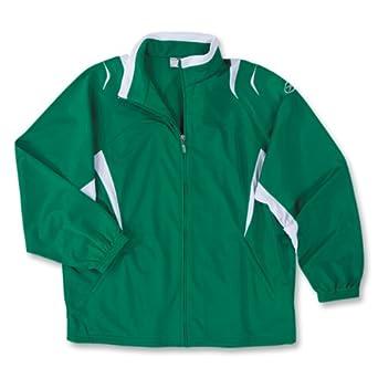 Xara Europa Ladies Soccer Jacket (Green) by Xara