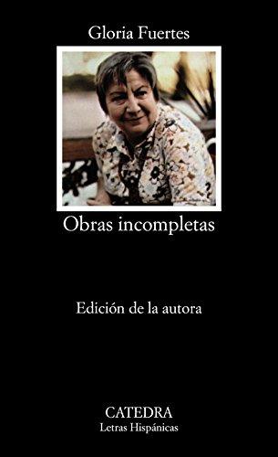 Obras incompletas (Letras Hispánicas)