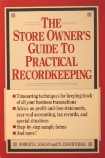 The Store Owner's Guide to Practical Recordkeeping