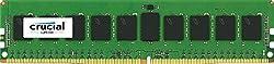 Crucial 8GB Single DDR4 2133 MT/s (PC4-2133) CL15 DR x8 ECC Registered DIMM 288pin Server Memory CT8G4RFD8213