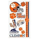 Clemson Tigers Temporary Tattoos at Amazon.com