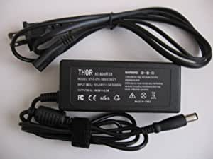 Compatible Hp Laptop Ac Adapter G62-227cl G62-228ca G62-228cl G62-228nr G62-229nr G62-237us G62-238nr G62-320ca G62-325ca G62-339wm G62-340us G62-341nr G62-343nr G62-346nr G62-347cl Power Cord Charger Plug 65w