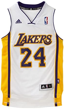 NBA Los Angeles Lakers Kobe Bryant Swingman Alternate Jersey Youth by adidas