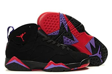 Nike Mens Air Jordan VII Retro Raptors Basketball Shoe by Jordan