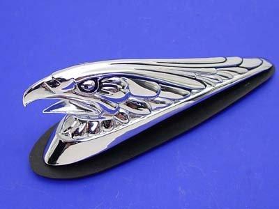 V-Twin 48-0034 - Eagle Front Fender Tip Ornament Chrome часы delta dt2 0034