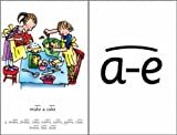 Ruth Miskin Read Write Inc. Phonics: A4 Speed Sounds Card Set 2 & 3 Pack of 5