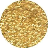 CK Products Edible Glitter - Metallic Gold - ¼ oz