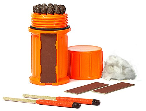 UCO-Stormproof-Match-Kit-with-Waterproof-Case-25-Stormproof-Matches-and-3-Strikers