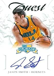 Jason Smith Autographed Hand Signed Basketball Card (New Orleans Hornets) 2013 Panini... by Hall+of+Fame+Memorabilia