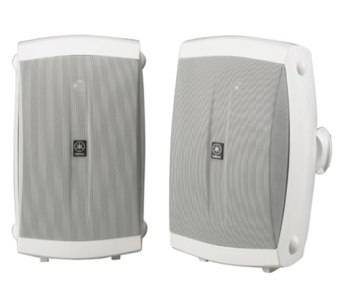 Yamaha Ns-Aw350W 2-Way Indoor/Outdoor Speakers (Pair, White)