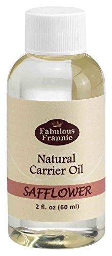 Safflower Pure & Natural Carrier Oil 2 oz