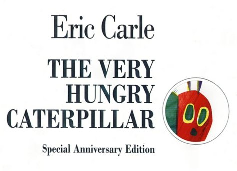 Title of your store the very hungry caterpillar eric carle book