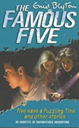 Famous Five Have a Puzzling Time and Other Stories (Famous Five)