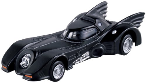Tomica Dream No.146 - Batman: Batmobile (Diecast model) - 1