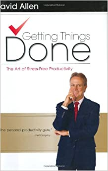 Getting Things Done: The Art of Stress-Free Productivity: David Allen: 9780670899241: Amazon.com ...