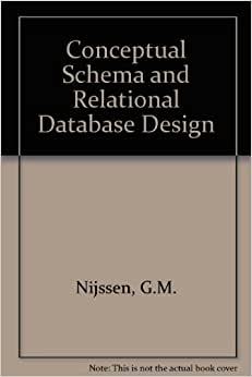 Conceptual Schema and Relational Database Design: A Fact