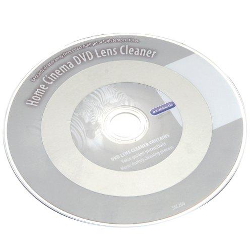 Bandridge Home Cinema DVD Lens Cleaner