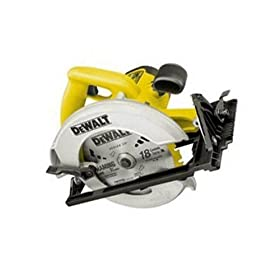 DEWALT DW369CSK  7-1/4-Inch Lightweight Circular Saw with High Strength Base