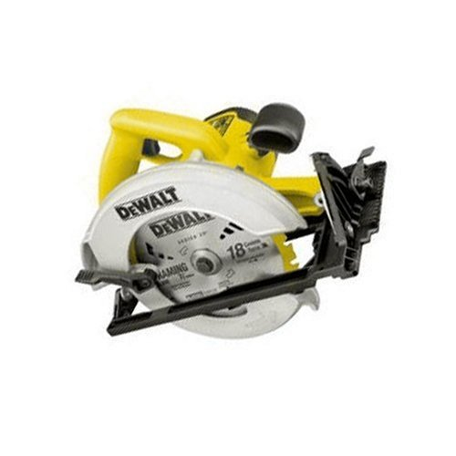 41S28 Oxv3L Cheap DEWALT DW369CSK  7 1/4 Inch Lightweight Circular Saw with High Strength Base