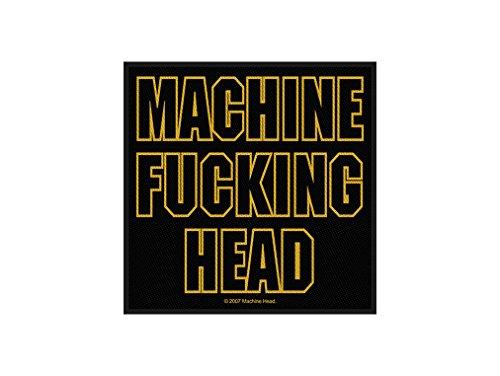 Machine Head - Machine Fucking Head [Patch/Aufnäher, Gewebt] [SP2187]