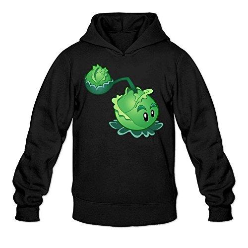 Niceda Men's Plants vs. Zombies Long Sleeve Sweatshirts Hoodie