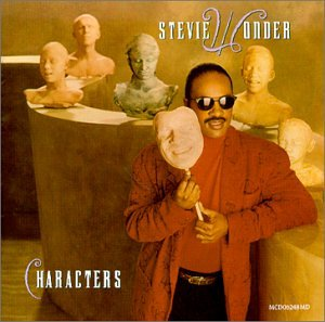 Amazon Com Stevie Wonder Characters Music