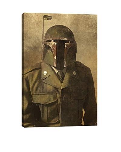 Terry Fan General Fettson Gallery-Wrapped Canvas Print