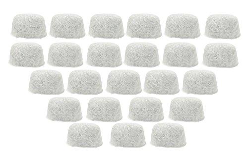 24 Pack Breville Replacement Charcoal Replacement Water Filters Bwf100 (Breville Coffee Maker Bes900xl compare prices)