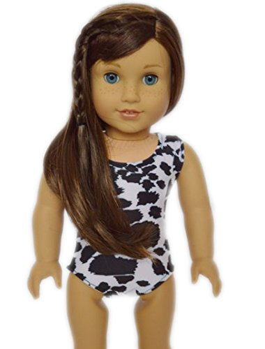MODERN ONE PIECE SWIMSUIT FOR AMERICAN GIRL DOLLS