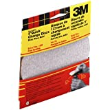 3M Hookit 9140DCNA 5-Inch No Hole Discs, Extra Fine 220 Grit, 5-pack