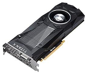 NVIDIA Pascal GPUアーキテクチャー採用グラフィックカード TITAN X