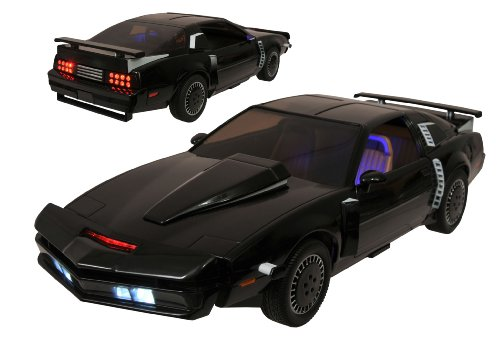 KNIGHT RIDER - SPM KITT - Modello in scala 1/15 - Con Luci e Suoni - Diamond Select