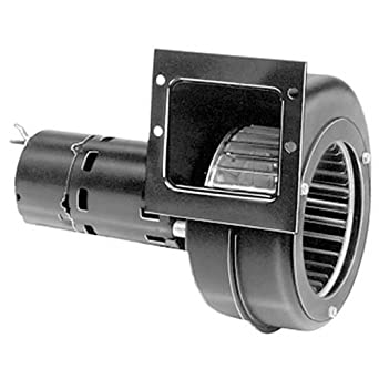 8353920103 - Brinkley Furnace Draft Inducer / Exhaust Vent Venter Motor - Fasco Replacement