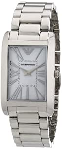 Emporio Armani Damen-Armbanduhr Analog Quarz Edelstahl AR2037