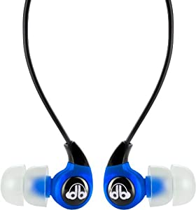 dB Logic EP-100 Earbud Headphones (Blue)