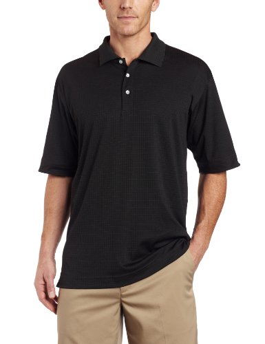 Cutter & Buck Men's DryTec Luxe Element Jacquard Polo